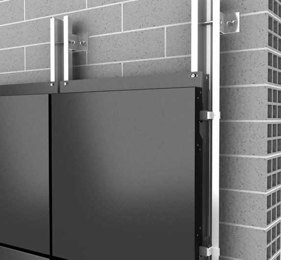 Panneau composite alumix menuiserie aluminiun et for Panneau composite exterieur